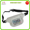 Waterproof Pouch Bag Case with Waist Strap PVC Waterproof Bag - Protect iPhone, Cell Phone
