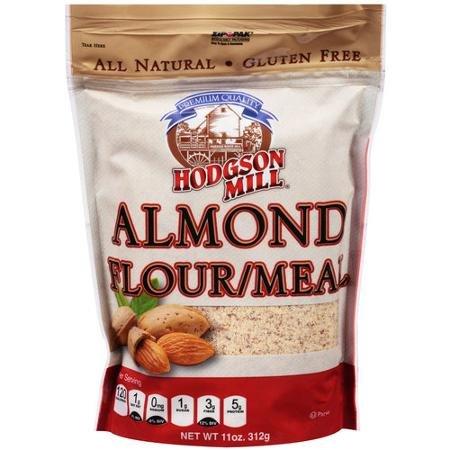 Hodgson Mill Almond Flour Meal, All-Natural, Gluten-free, 11 Ounce