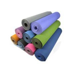 TPE Natural Rubber Yoga Mat For Sale