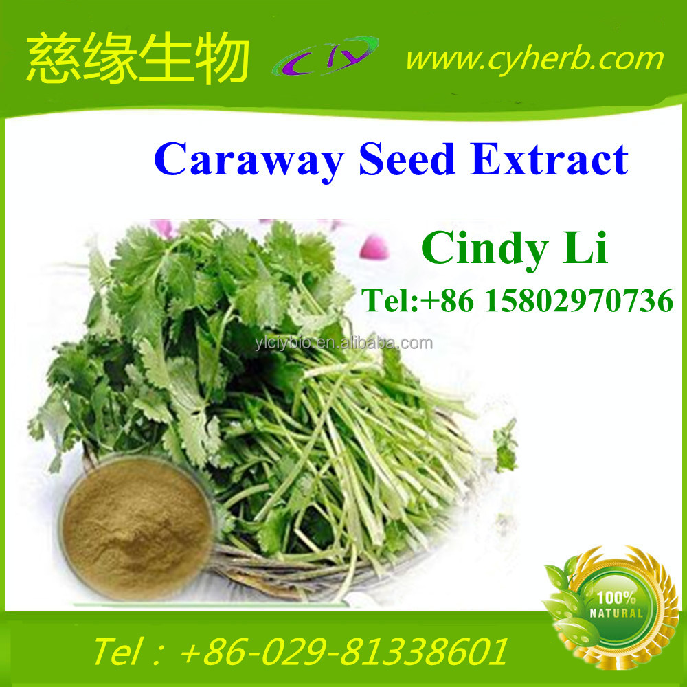 High quality Caraway Seed Extract Vitamin, decanal, nonanal,linalool Food additives, Immune & Anti-Fatigue