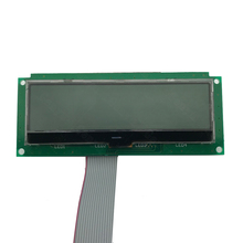 Genyu 160*32 Dots Matrix Serielle LCD Display STN Positive Reflektierende Bildschirm Smart <span class=keywords><strong>Uhr</strong></span> LCD Bildschirm 16032
