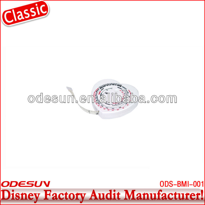 Disney factory audit body tape measure 145136
