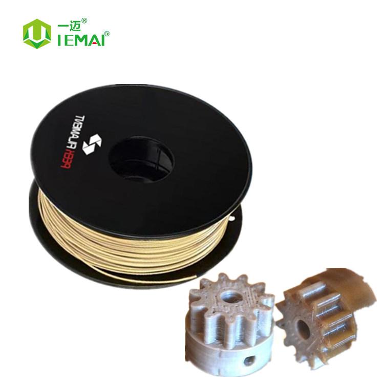 Dongguan IEMAI PEEK 3D Drucker 310 * 310 * 480mm HT 3 D-Druckermaschine mit 450 Celsius-Düse
