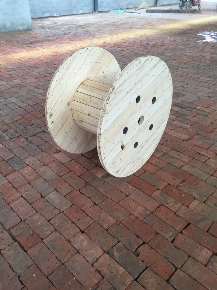 cable reels wood - 750×1000