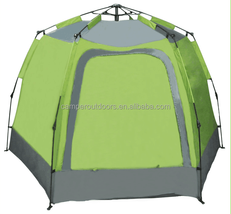 Six angle luxury large off-road party camping tent
