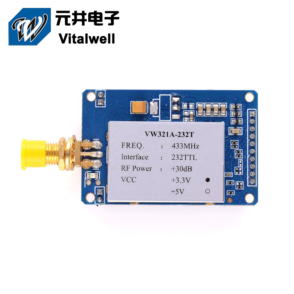 Networked Relay Easy To Use 433m Wireless Transmitting Board Mobile Phone Remote Control Single Chip Microcomputer