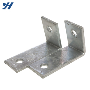 Hot Dip Galvanized Steel Material corner bracket,mounting bracket,wall mount bracket