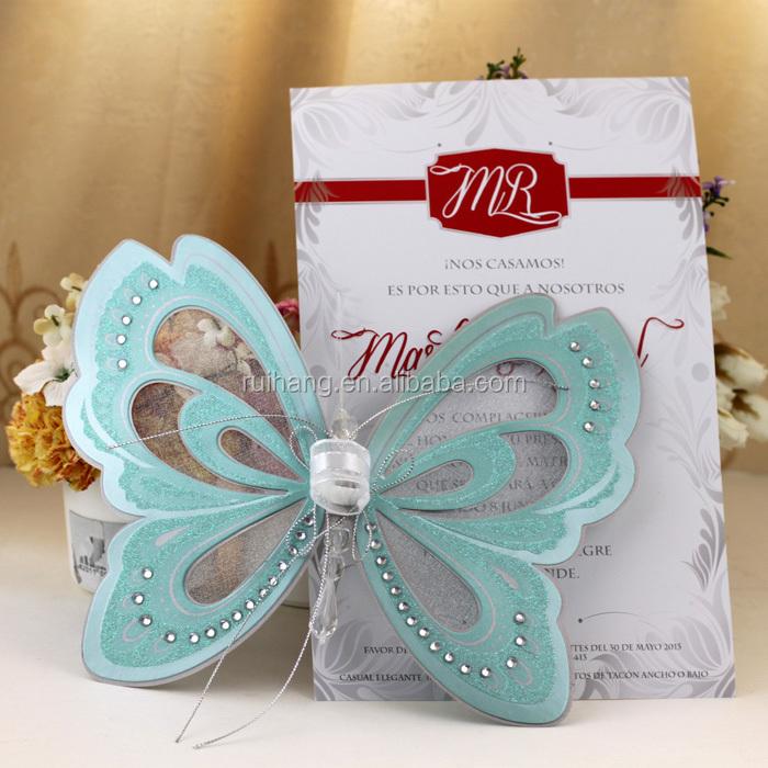 Scroll Wedding Cards Butterfly Wedding Invitation Cards Buy – Butterfly Wedding Invitation Cards