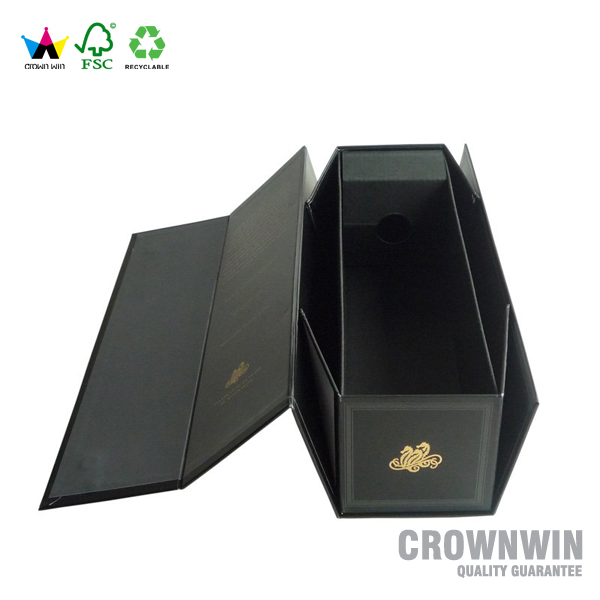 Customized China Supplier Premium Wine Gift Boxes