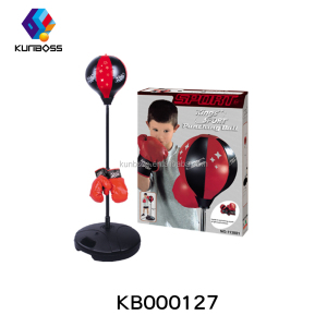 Sport Punching Ball Set Boxing Set Toys With Gloves For Kids