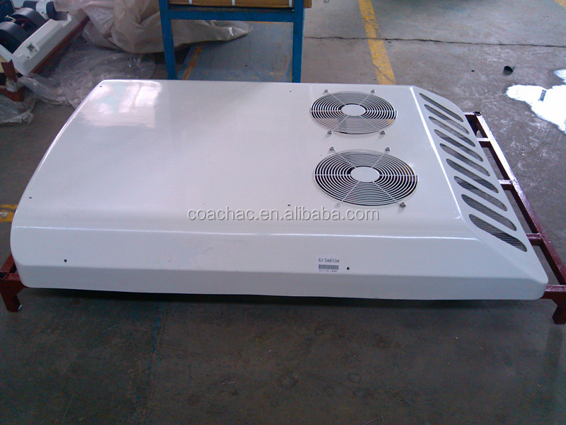 12kw Rooftop Mounted Dc 12v 12 Volt Bus Air Conditioner