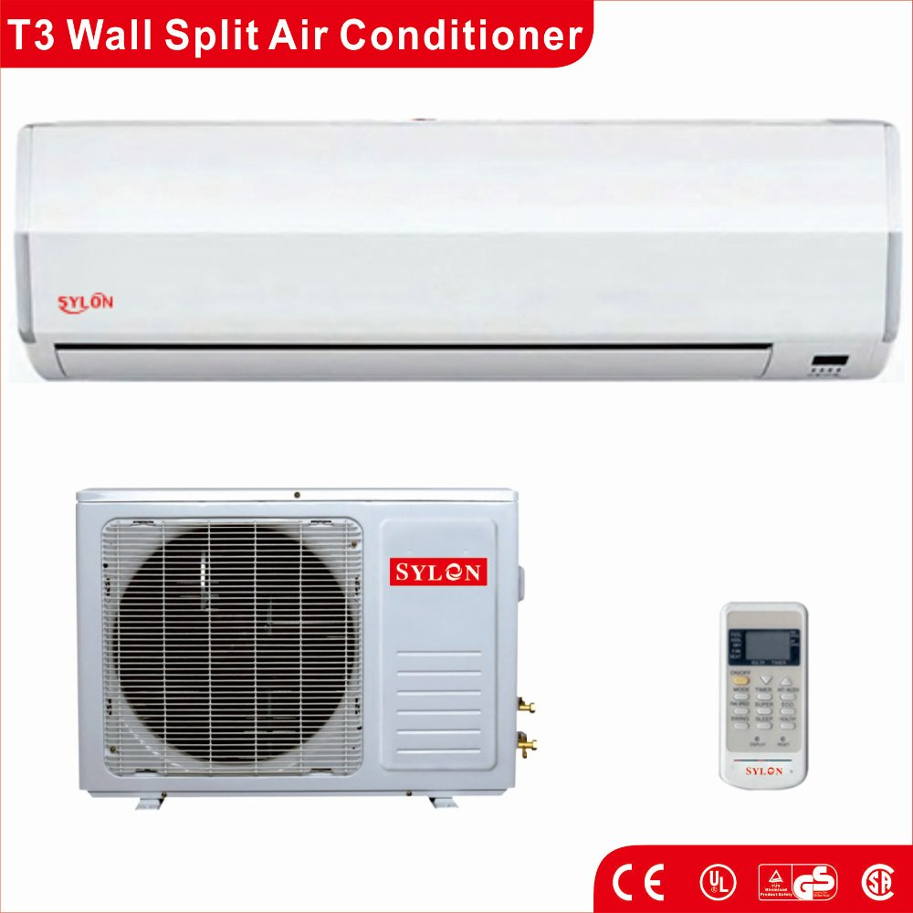 2ton wall split air conditioner cooling and heating. Black Bedroom Furniture Sets. Home Design Ideas