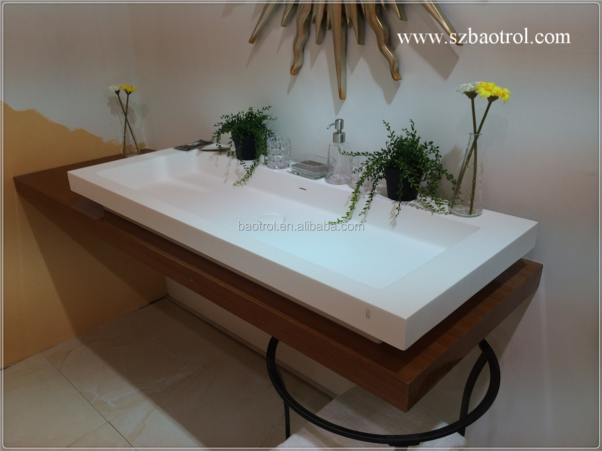 Hottest white cultured marble vanity tops double sink - Cultured marble bathroom vanity tops ...