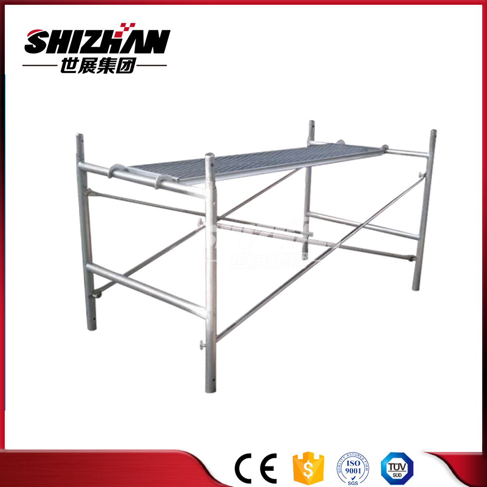 Easy use standard size scaffolding/ safety scaffolding stand for sale