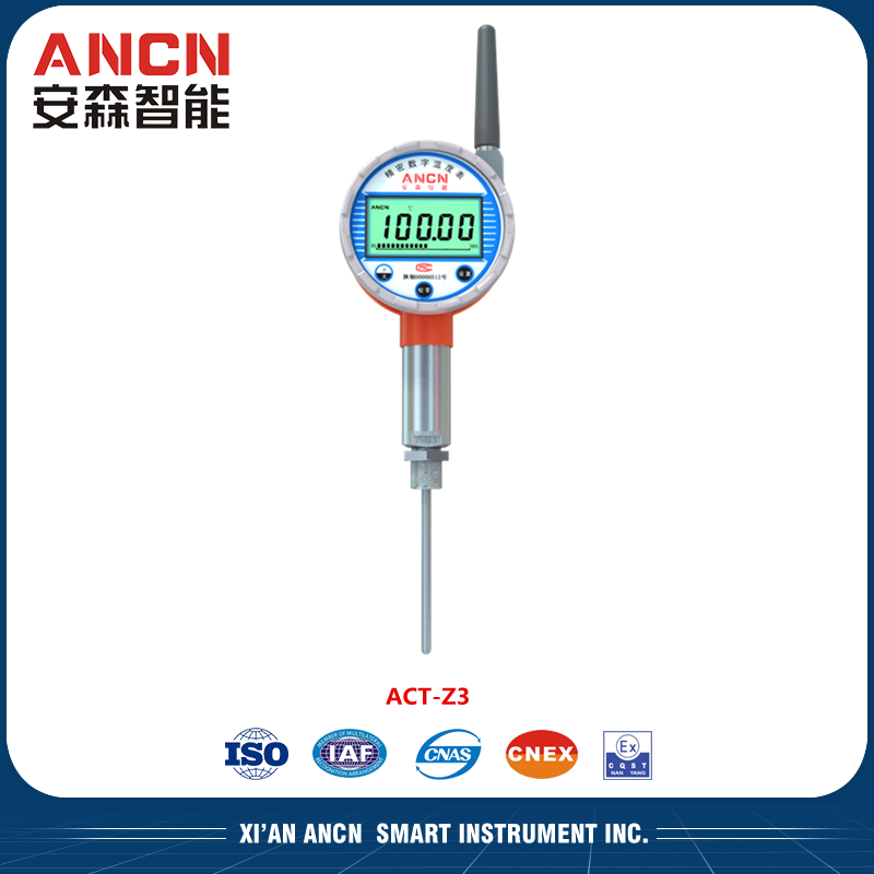 High Quality Wireless Digital Thermometer Transmitter ACT-Z3