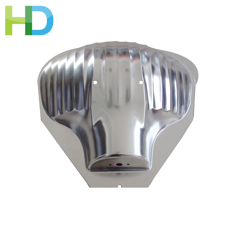 high pure great white aluminium road reflector light