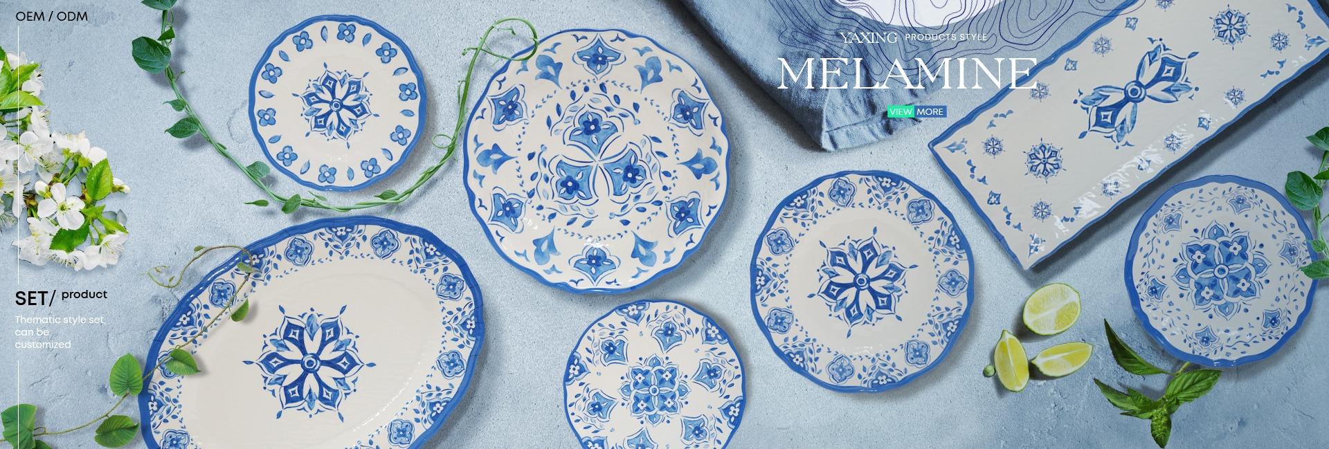 Quanzhou Yaxing Houseware Co , Ltd  - Melamine Tableware