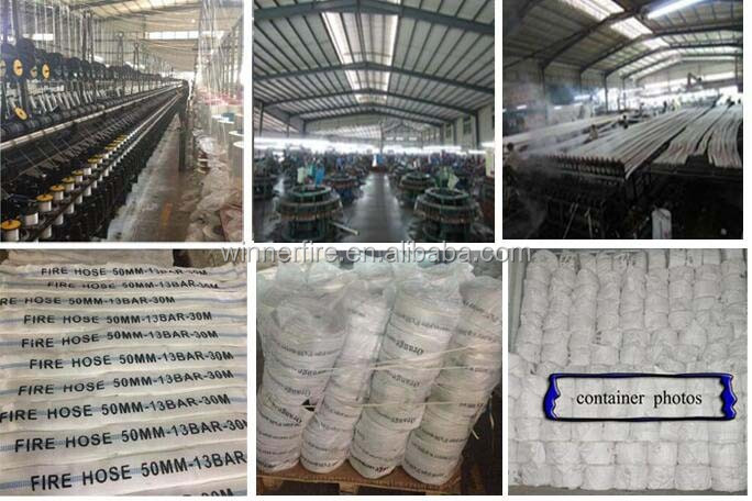rubber fire hose manufacturer
