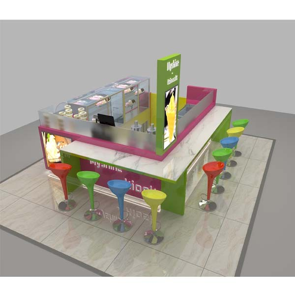 Mall Kiosk Ideas Lovely 3d Design For Ice Cream Shop Buy Ice Cream