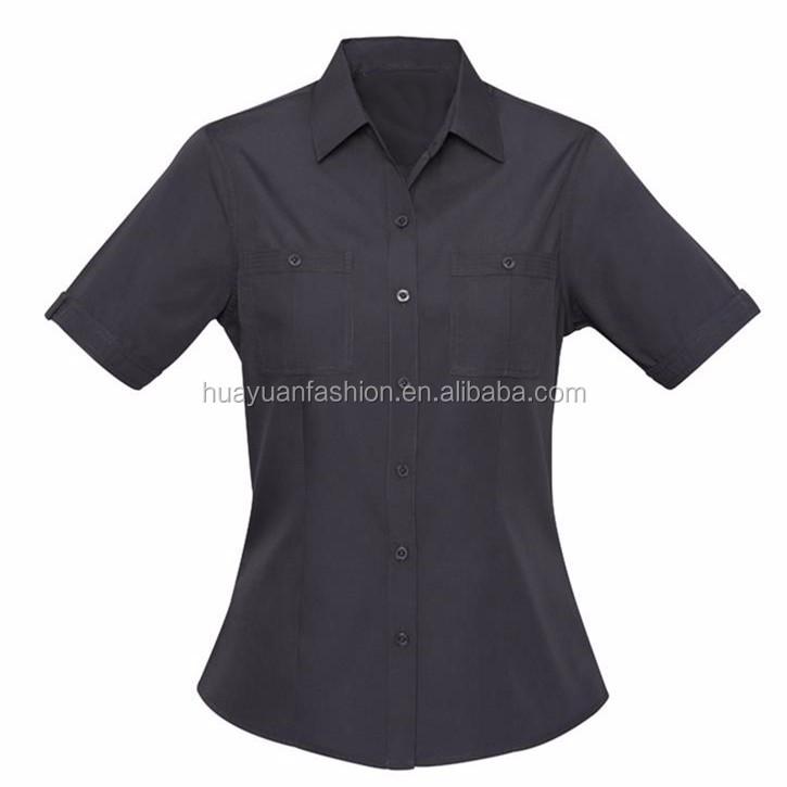 Cheap Anti Pilling Cotton Polo Shirtstylish Formal Shirts For Girls