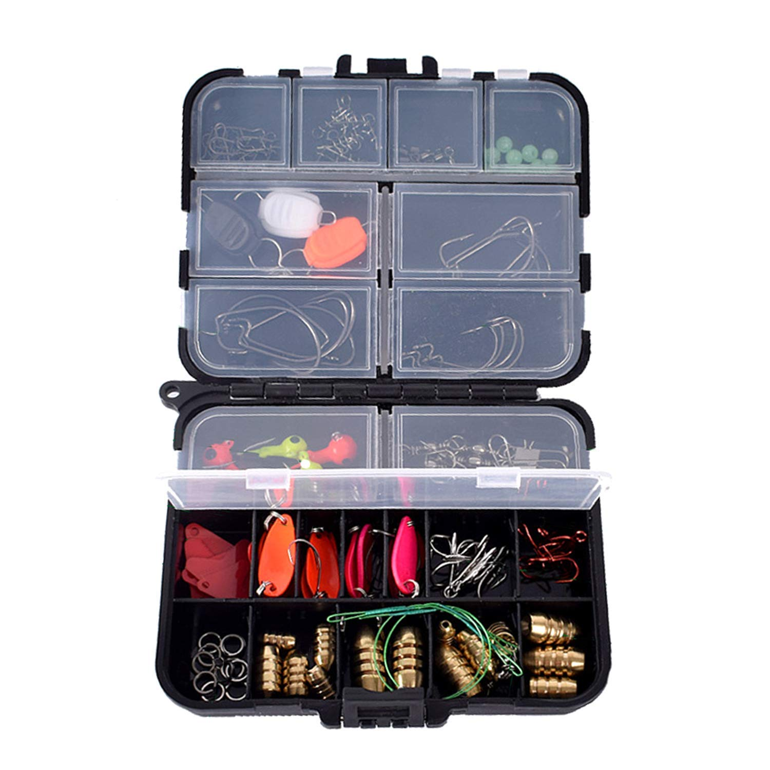 Buy TrendPow Fishing Accessories Kit With Fishing Tackle Box