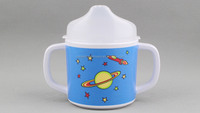 Best sell Melamine Coffee Mug,Milk Cup with Handle for Kids