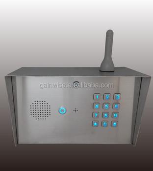 3g keypad pin code door intercom doorbell door phone for. Black Bedroom Furniture Sets. Home Design Ideas
