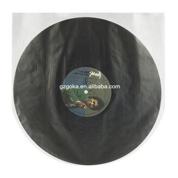 Custom Print Hdpe Arch Vinyl Records Sleeves Cover Cd Lp Album Plastic  Inner Bags For Sale - Buy Plastic Vinyl Record Inner Sleeves Bag,Hdpe Lp Cd