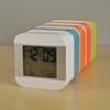 Funny Digital Talking Alarm Clock with Hourly Chime Function for Kids