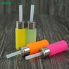new soft e-cig liquid bottles easy to squeeze silicone squonk box mod soft bottle big capacity 8ml soft hand feeling