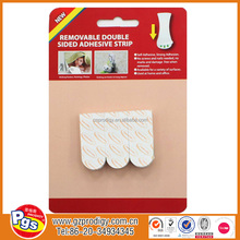 Sell well Strong Removable adhesive command sticky mounting strip
