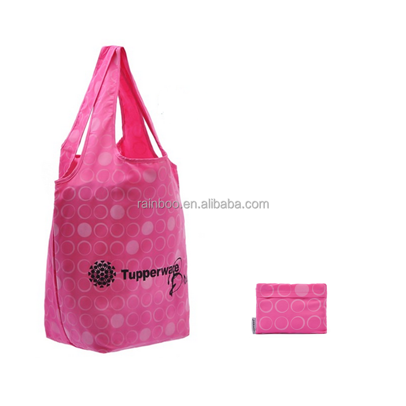 Hot selling new design eco-friendly foldable shopper bag for promotion