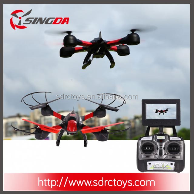 2015 Hot Selling!SKY Hawkeye 1315S 5.8G FPV 4CH Real-Time Transmission RC Quadcopter With 0.3MP camera Mode 2