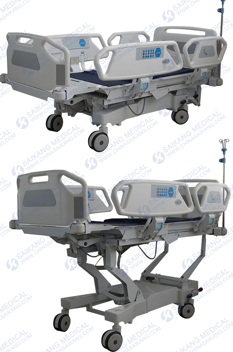 China Supplier Durable Cheap Electric Patient Hospital Bed