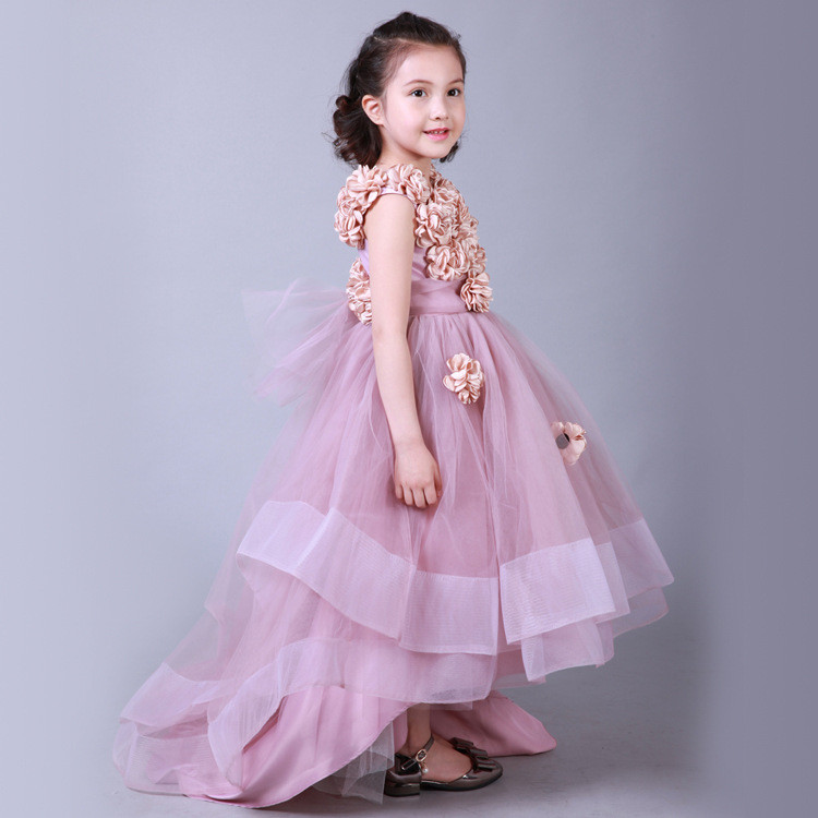 17fcbc9f08 2016 Baby girl party dress children frocks designs baby girls dress western party  wear dresses