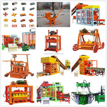 Interlocking/sand/red Brick Machine For Sale