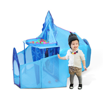 brand new 09722 7cb73 Frozen Ice Princess Playhouses Tent Ice Castle Tent Kids Play Tent - Buy  Kids Play Tent,Large Kids Play Tents,Is Castle Tent Product on Alibaba.com