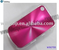 Aluminum Skin Case for BlackBerry Curve 8520, Hard Case Back Cover, Mix Colors