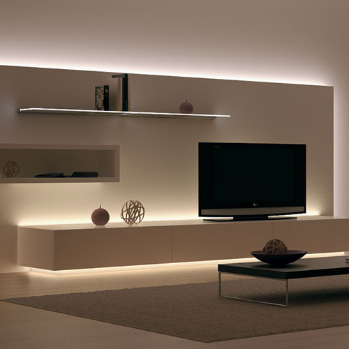 led strip lighting for bedroom