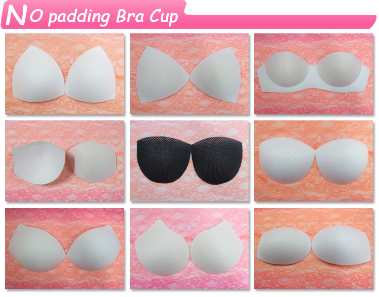 8b7ac45590 Huapai custom made Different color is available swimwear 1 piece bra cup  sponge molded bra cups