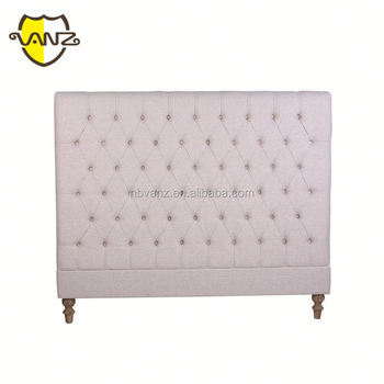 Muebles De Dormitorio Francés Tapizados Tufted Bedhead Reina ...