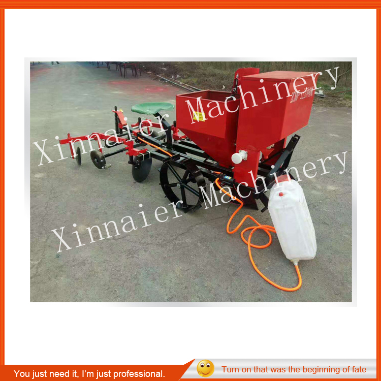 Chinese Supplier Offers 2CM Series Potato Planter With Potato Seeder For Tractor