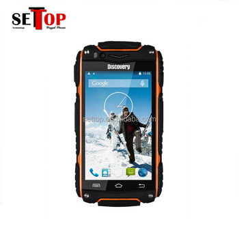 Best Rugged Mobile Phone Dual Core Mtk6572 Discovery V8 Ip68 Waterproof Android 3g Smartphone 4g
