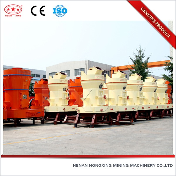 High Pressure Micro Powder Grinding Mill Supplier Used in Cement