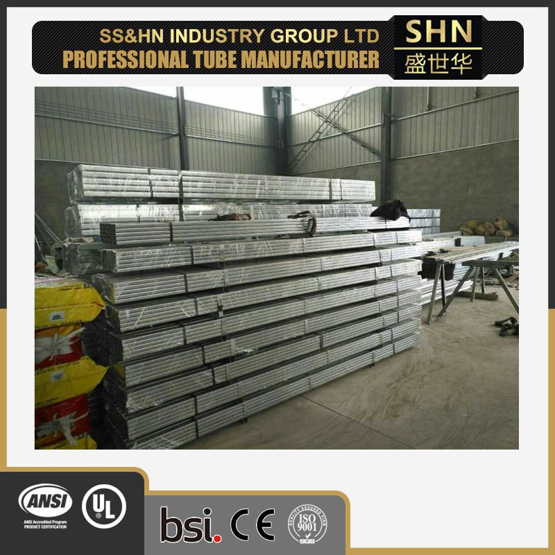 The popular sizes of 41*41 hot dip galvanized c channel