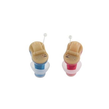 Best Seller China Mini CIC Hearing Aids Invisible Cheap Sound Amplifier