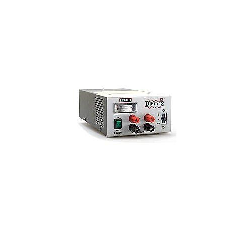 Digitrax Power Supply, Selectable 13.8V/18V/23V DC 20A