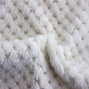 JY11731 Wholesale 100% Polyester Knitted Dyed Flannels Fabric Dyed Short Plush Velour 260 GSM For Sofa,Bedding,Toy,Baby Blankets