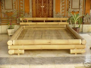 Saigon Bamboo Bed