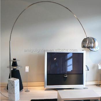 Modern Arc Floor Lamp Yf01